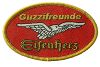 Guzzifreunde Eisenherz Logo